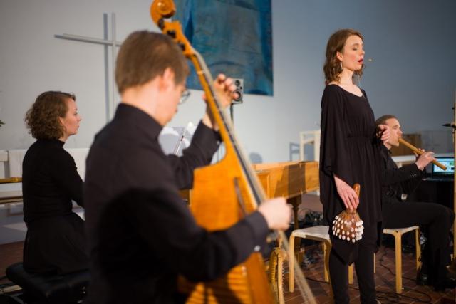Ensemble Gamut by Jonte Knif