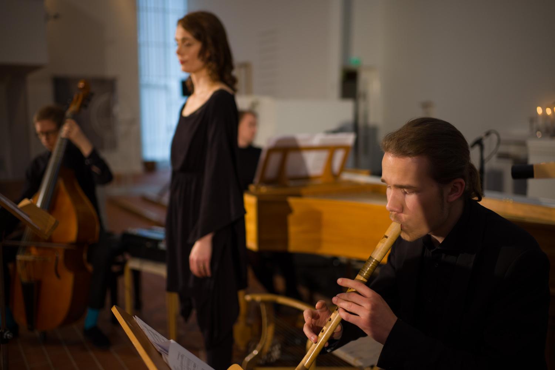 Juho Myllylä / Ensemble Gamut by Jonte Knif